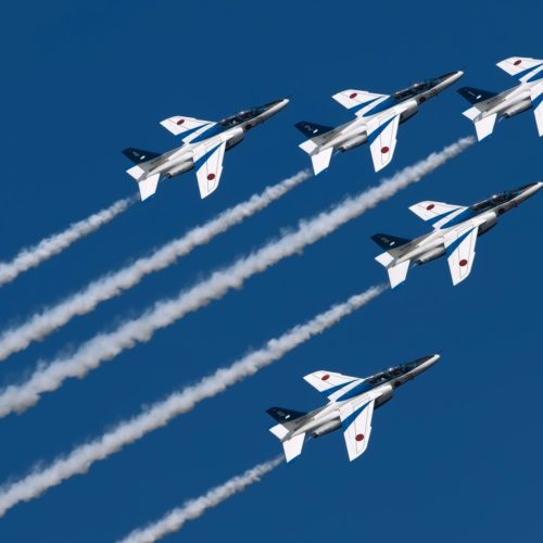 JASDF Blue Impulse 2017