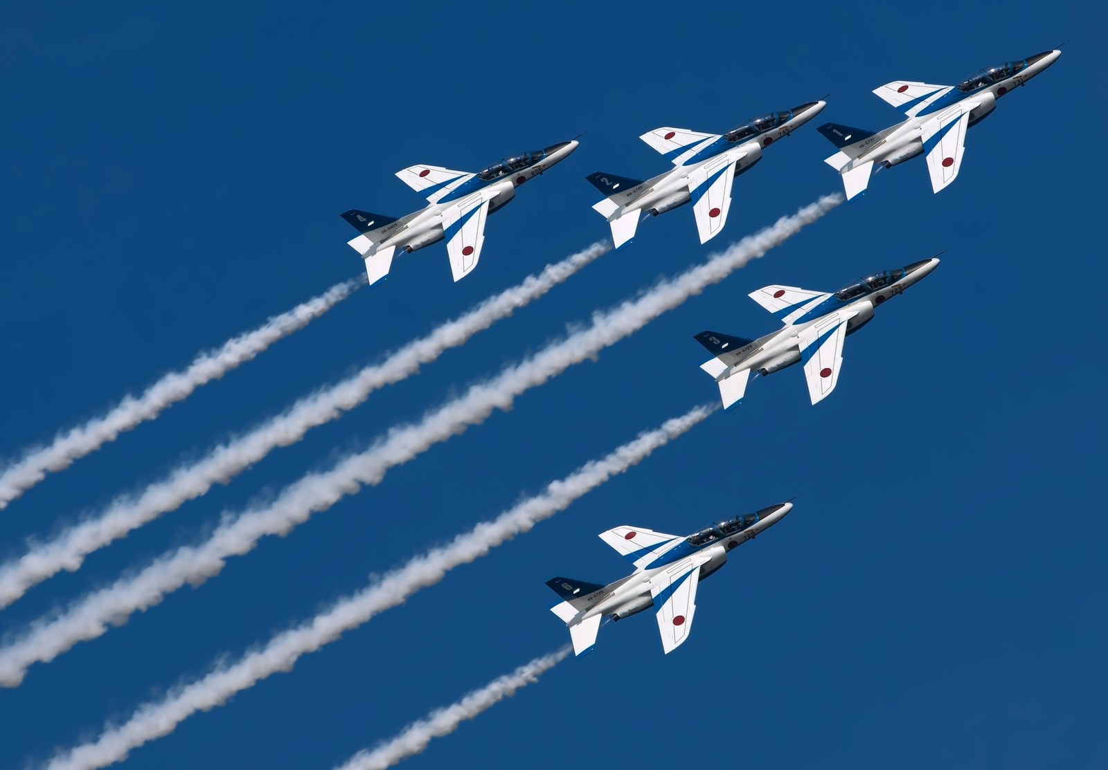 JASDF Blue Impulse 2016