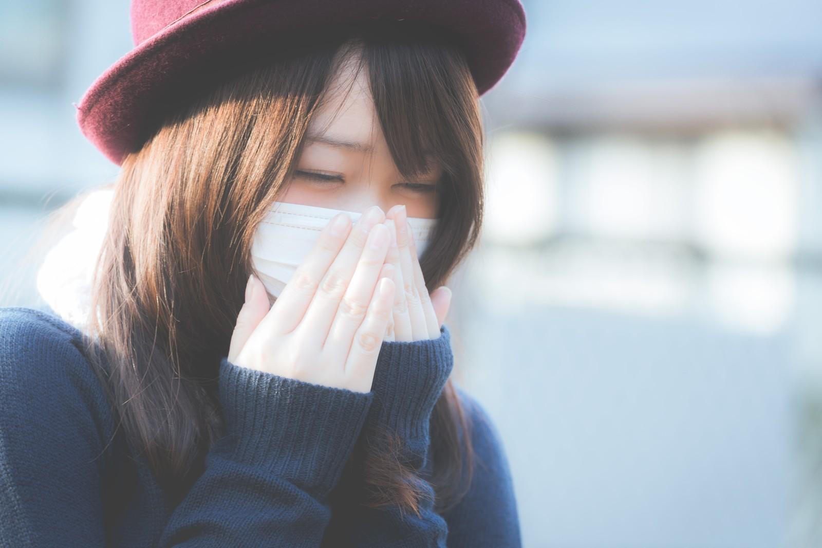 薬を飲まずに花粉症を乗り切る(学習レポート2月下旬)